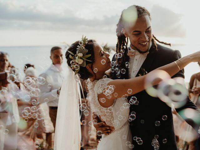 Le mariage de Davy et Julie à Saint-Gilles les Bains, La Réunion 70