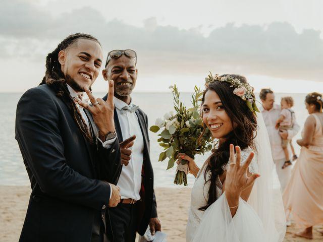 Le mariage de Davy et Julie à Saint-Gilles les Bains, La Réunion 71