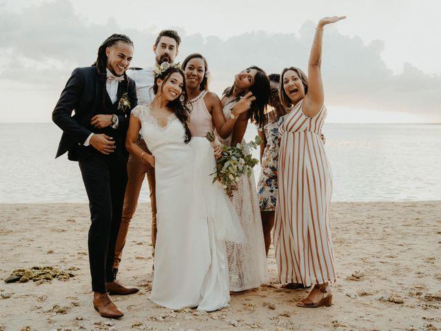 Le mariage de Davy et Julie à Saint-Gilles les Bains, La Réunion 72
