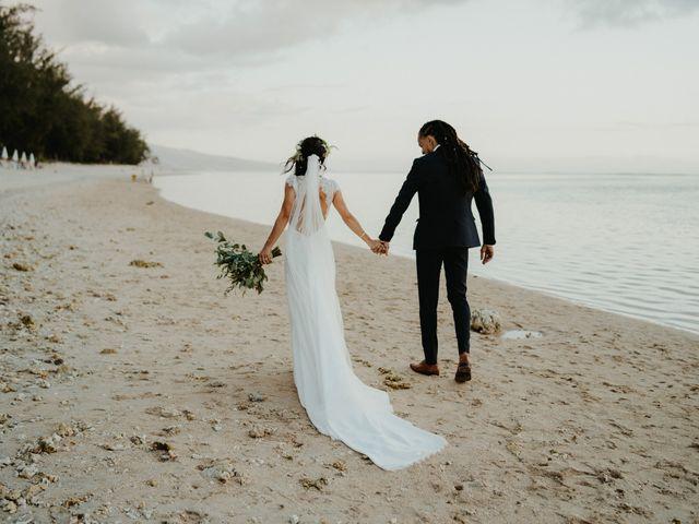 Le mariage de Davy et Julie à Saint-Gilles les Bains, La Réunion 73