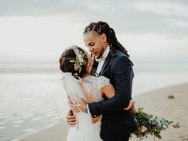 Le mariage de Davy et Julie à Saint-Gilles les Bains, La Réunion 74