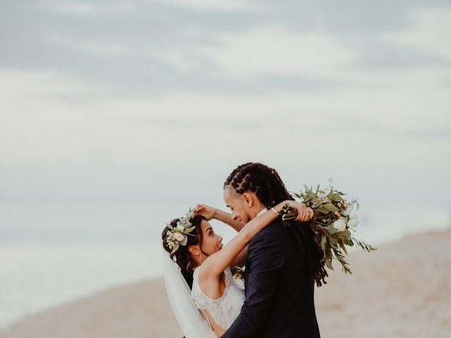 Le mariage de Davy et Julie à Saint-Gilles les Bains, La Réunion 77