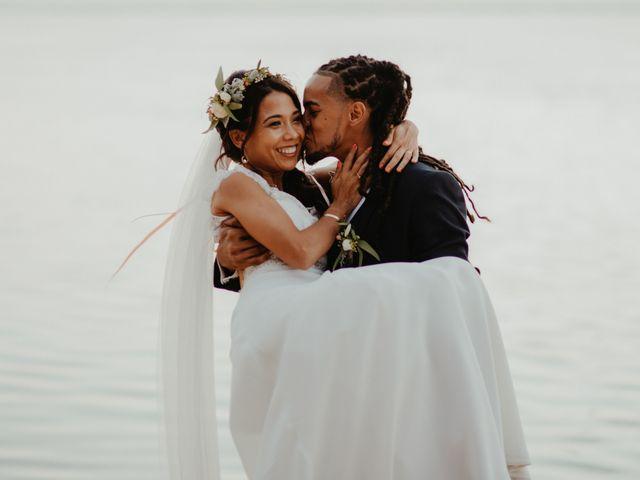 Le mariage de Davy et Julie à Saint-Gilles les Bains, La Réunion 80