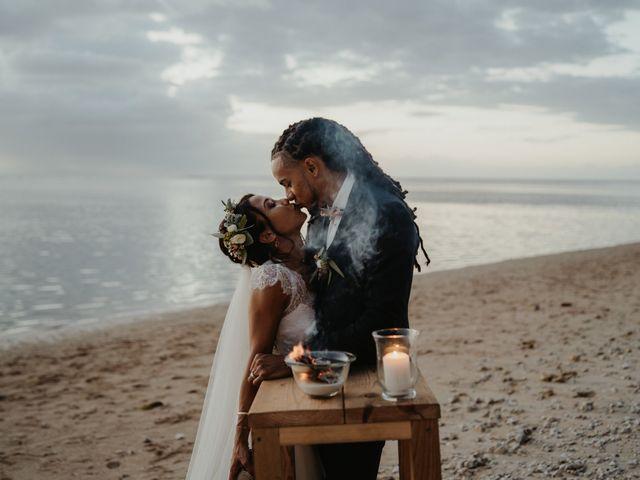 Le mariage de Davy et Julie à Saint-Gilles les Bains, La Réunion 85