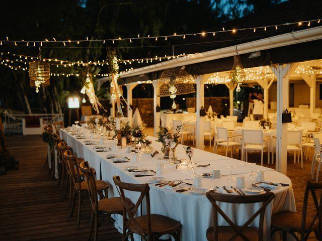 Le mariage de Davy et Julie à Saint-Gilles les Bains, La Réunion 87