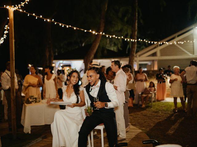 Le mariage de Davy et Julie à Saint-Gilles les Bains, La Réunion 94