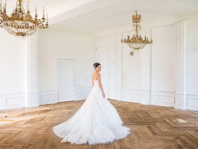 Le mariage de Antoine et Marina à Châteauroux, Indre 7