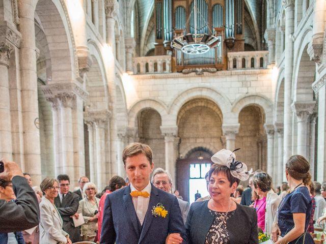Le mariage de Antoine et Marina à Châteauroux, Indre 15