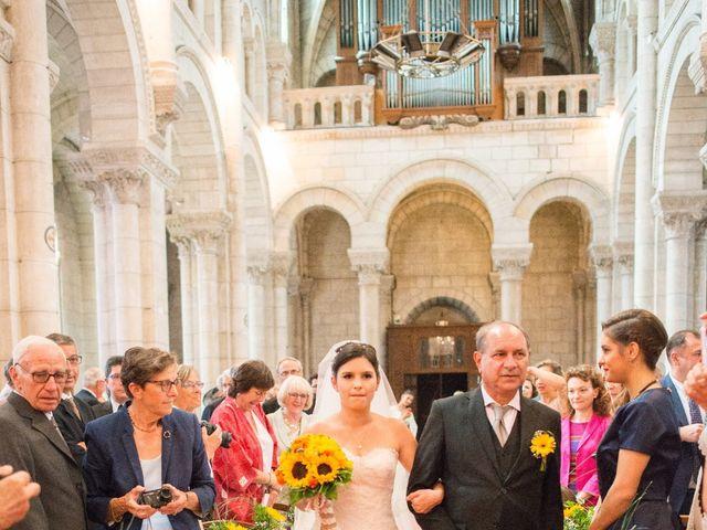 Le mariage de Antoine et Marina à Châteauroux, Indre 16