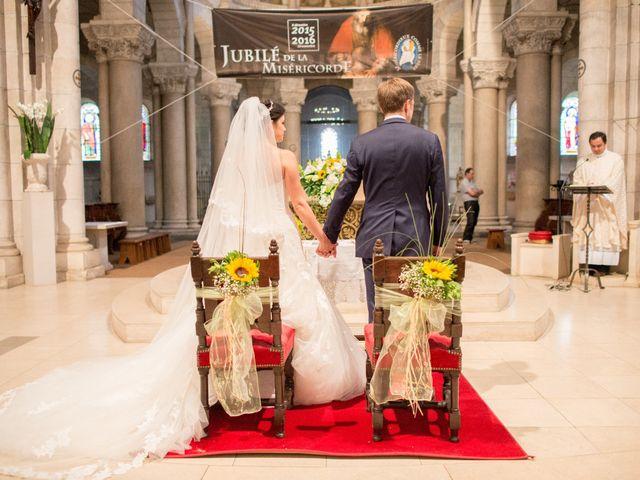 Le mariage de Antoine et Marina à Châteauroux, Indre 17