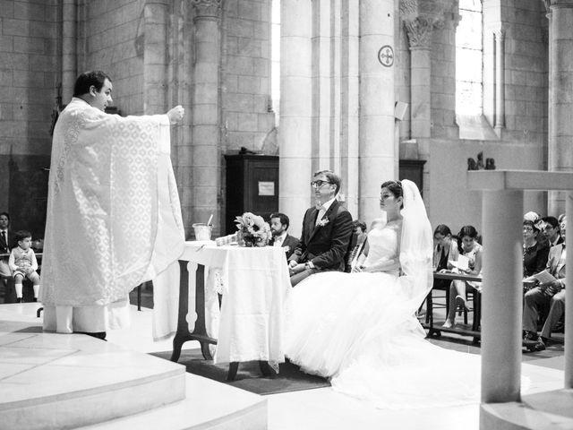 Le mariage de Antoine et Marina à Châteauroux, Indre 18