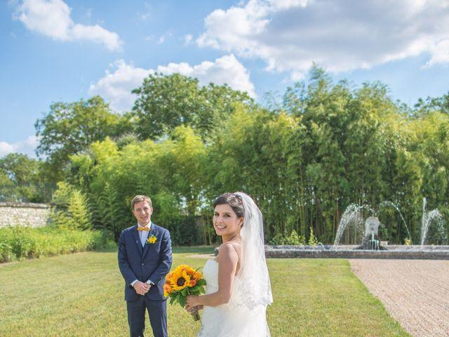 Le mariage de Antoine et Marina à Châteauroux, Indre 20