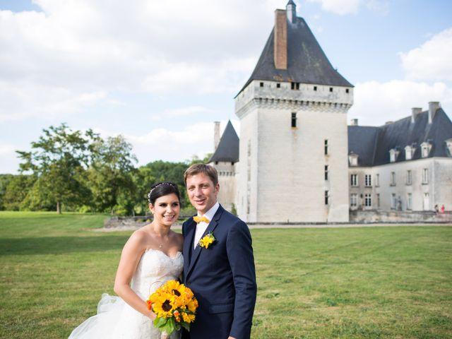 Le mariage de Antoine et Marina à Châteauroux, Indre 22