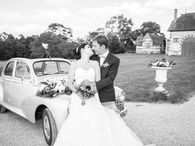 Le mariage de Antoine et Marina à Châteauroux, Indre 23