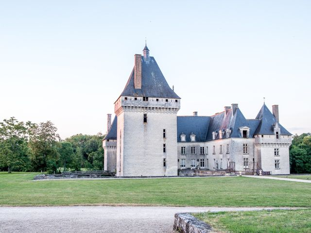 Le mariage de Antoine et Marina à Châteauroux, Indre 35