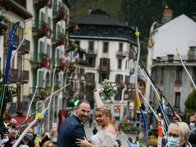Le mariage de Lionel et Aurore à Chamonix-Mont-Blanc, Haute-Savoie 17