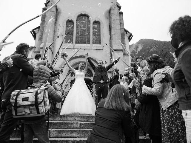 Le mariage de Aurore et Lionel