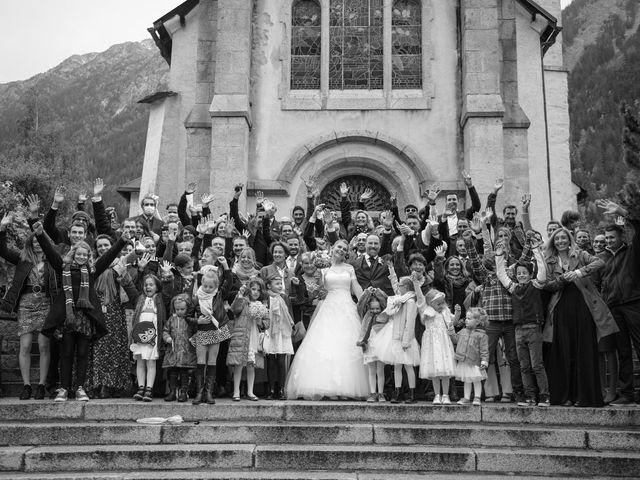 Le mariage de Lionel et Aurore à Chamonix-Mont-Blanc, Haute-Savoie 19