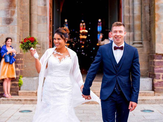 Le mariage de Joachim et Marine à Goven, Ille et Vilaine 7