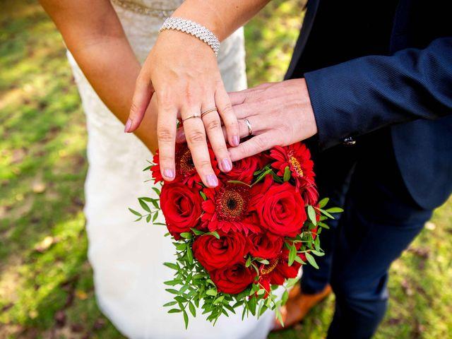 Le mariage de Joachim et Marine à Goven, Ille et Vilaine 21