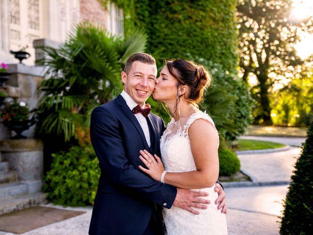 Le mariage de Marine et Joachim