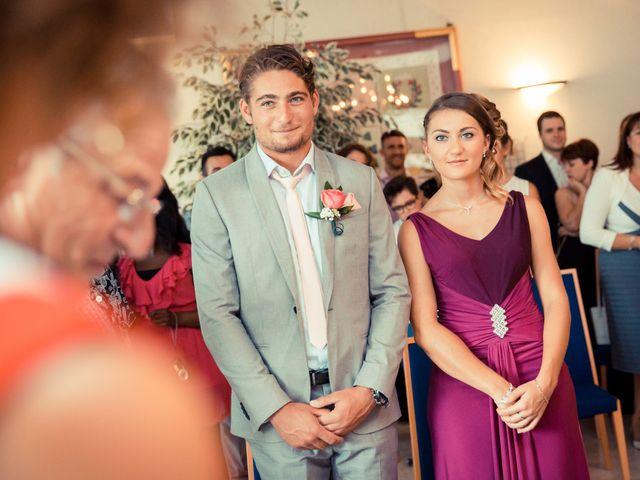 Le mariage de Vincent et Maryam à Lorgues, Var 53