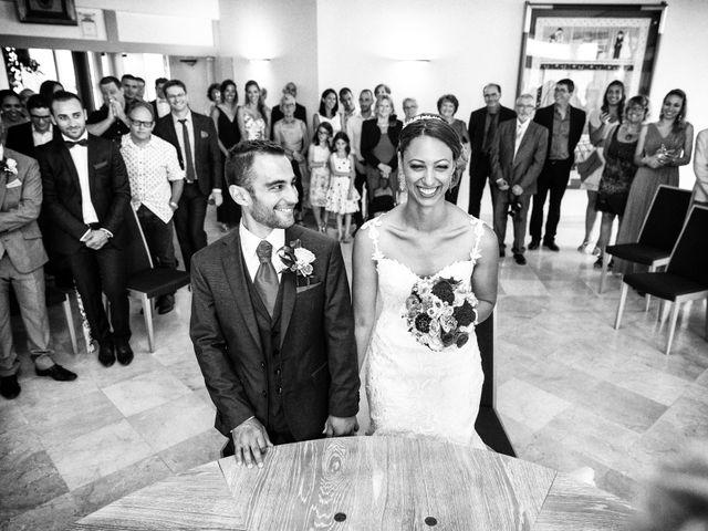 Le mariage de Vincent et Maryam à Lorgues, Var 55