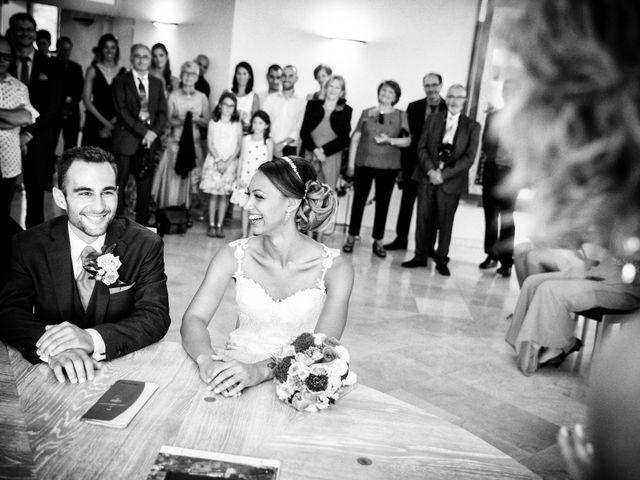 Le mariage de Vincent et Maryam à Lorgues, Var 61