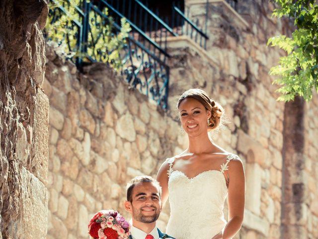 Le mariage de Vincent et Maryam à Lorgues, Var 75