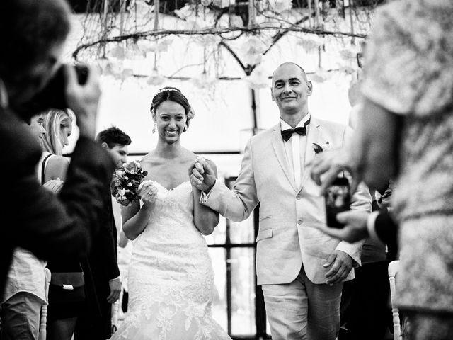 Le mariage de Vincent et Maryam à Lorgues, Var 92