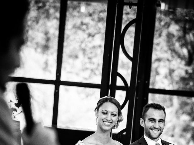 Le mariage de Vincent et Maryam à Lorgues, Var 99