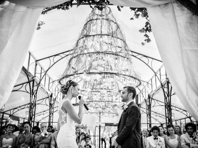 Le mariage de Vincent et Maryam à Lorgues, Var 104