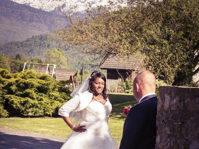 Le mariage de Kevin et Cécile à Chamousset, Savoie 3
