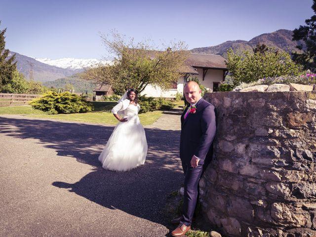 Le mariage de Kevin et Cécile à Chamousset, Savoie 2