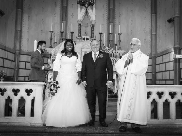 Le mariage de Kevin et Cécile à Chamousset, Savoie 11
