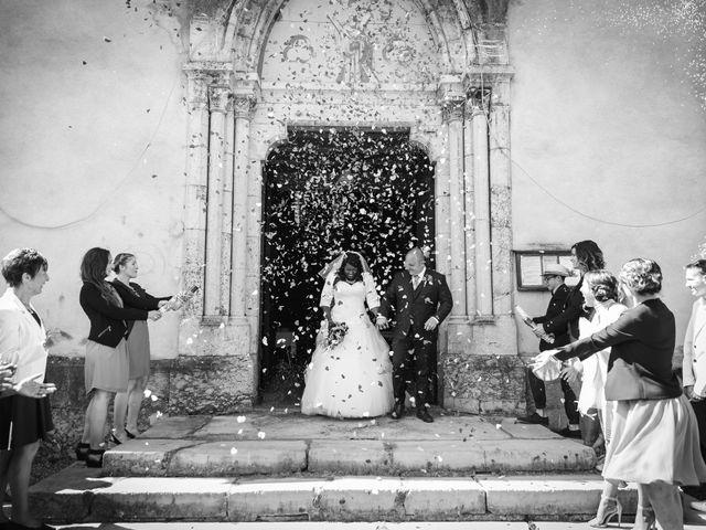 Le mariage de Kevin et Cécile à Chamousset, Savoie 12