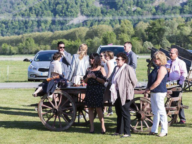 Le mariage de Kevin et Cécile à Chamousset, Savoie 14