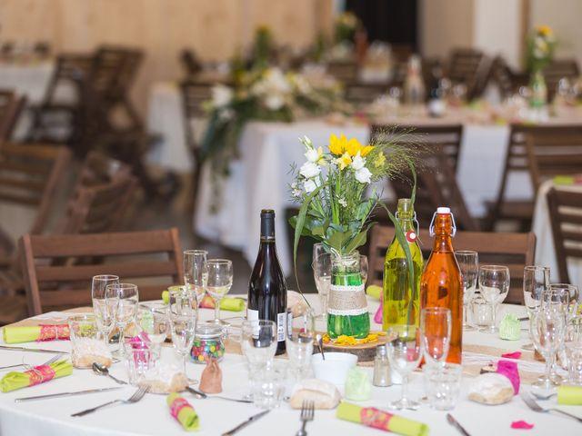 Le mariage de Kevin et Cécile à Chamousset, Savoie 15