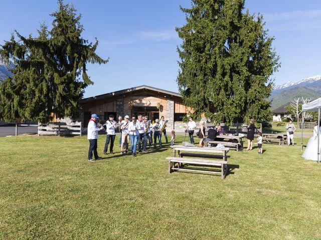 Le mariage de Kevin et Cécile à Chamousset, Savoie 22