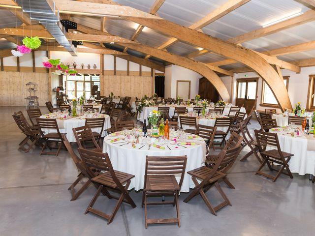 Le mariage de Kevin et Cécile à Chamousset, Savoie 23