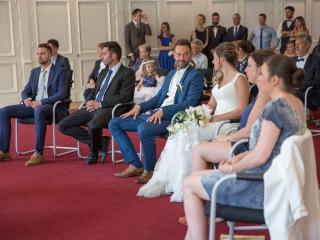 Le mariage de Yann et Floriane à Arcachon, Gironde 12