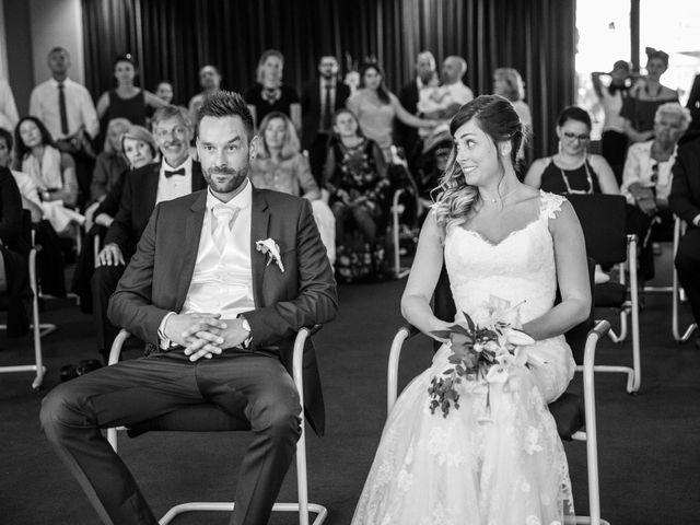 Le mariage de Yann et Floriane à Arcachon, Gironde 13