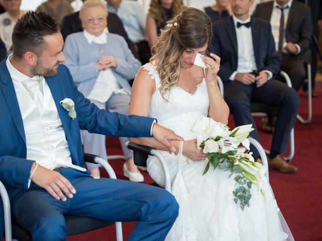 Le mariage de Yann et Floriane à Arcachon, Gironde 14