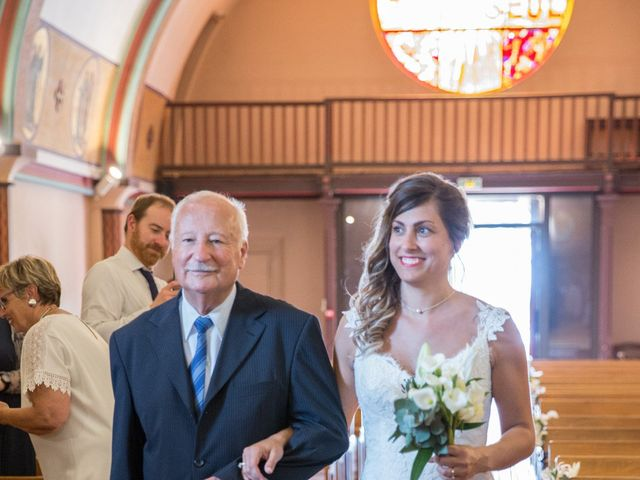 Le mariage de Yann et Floriane à Arcachon, Gironde 17