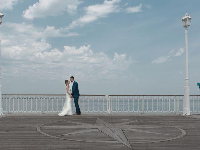 Le mariage de Yann et Floriane à Arcachon, Gironde 22