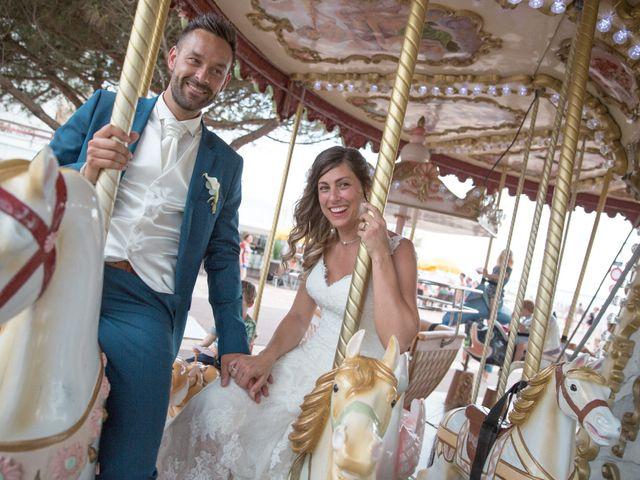 Le mariage de Yann et Floriane à Arcachon, Gironde 29