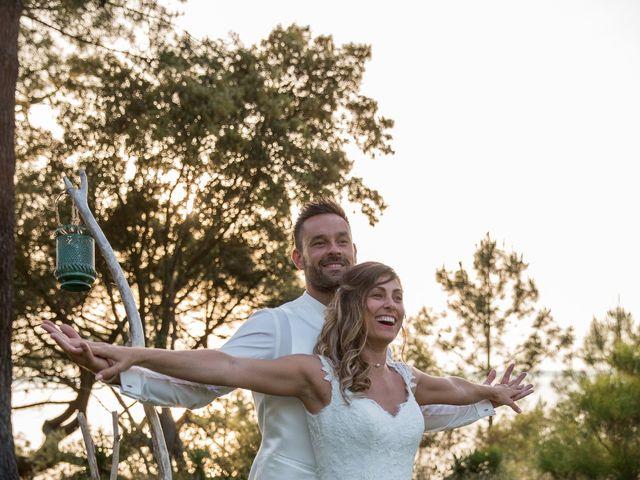 Le mariage de Yann et Floriane à Arcachon, Gironde 31