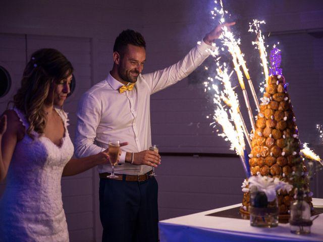 Le mariage de Yann et Floriane à Arcachon, Gironde 51