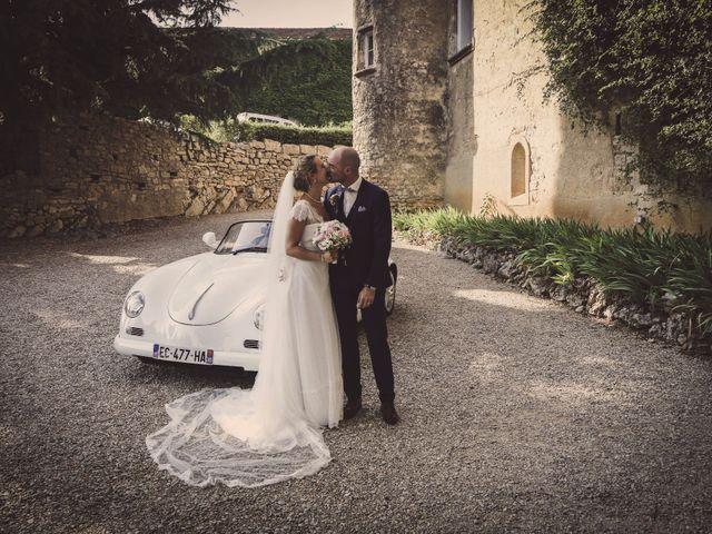 Le mariage de Joanny et Clémence à Aumelas, Hérault 14