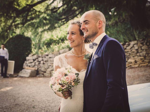 Le mariage de Joanny et Clémence à Aumelas, Hérault 15